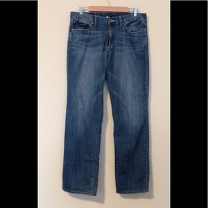 Lucky Brand 361 Vintage Straight Jeans mens 34